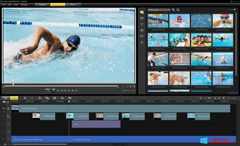 스크린 샷 Corel VideoStudio Windows 8